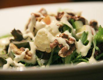 3 Aliños de ensalada saludables