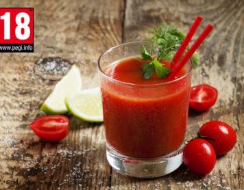 Bloody Mary con aceite de oliva virgen extra