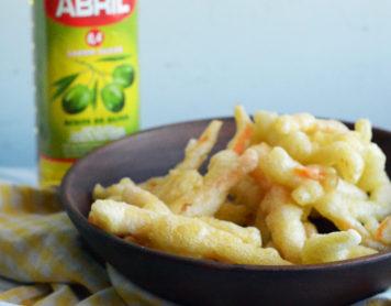 Cómo elaborar la tempura perfecta